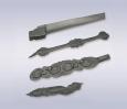 Bauteile wie z.B. dieser Schraubenschlüssel entstehen auf Schmiedepressen von Schuler