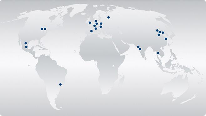 Schuler Weltweit