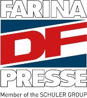 Logo Farina Presse - Member of the SCHULER GROUP